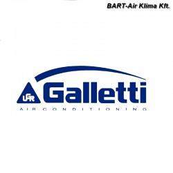Galletti inverter motor