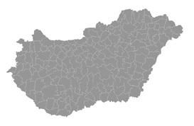 Hőszivattyú telepítéseink térképen