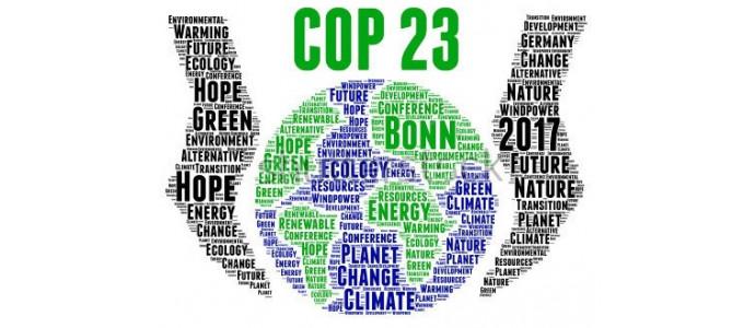 COP 23  Terminator vs. Trump
