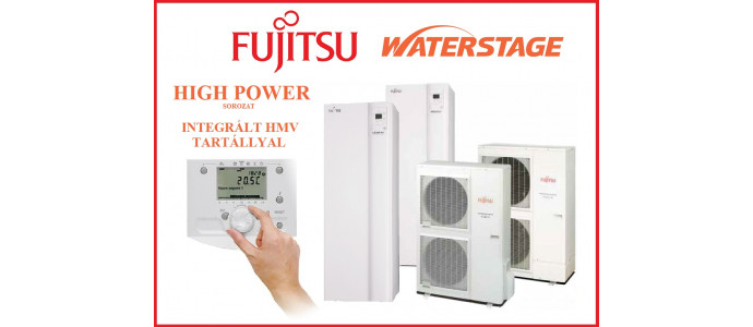 Fujitsu Waterstage High Power