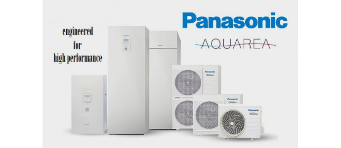 Panasonic Aquarea High Performance