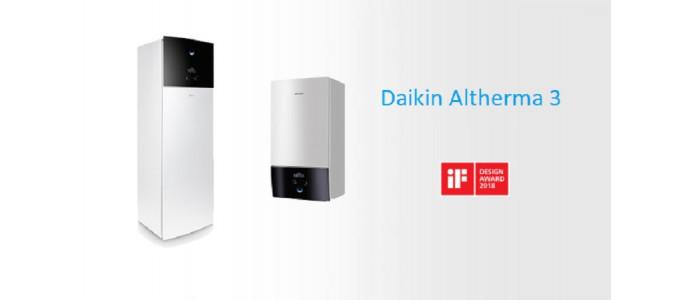 Válassza a Daikin Altherma 3-at!