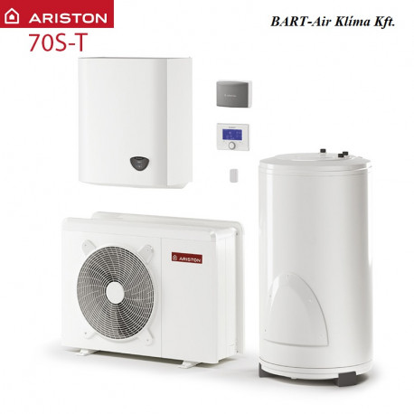 Ariston Nimbus Flex 70 ST NET hőszivattyú